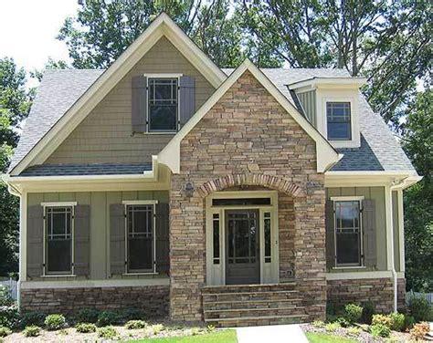 empty nester cottage house plan  architectural designs house plans