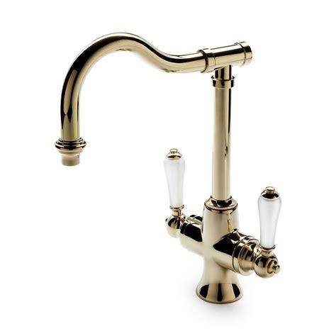 waterworks brass kitchen faucet