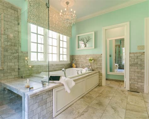 Popular Bathroom Colors-interior Decorating