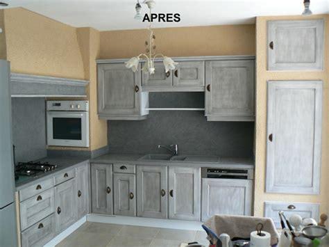 refaire sa cuisine en chene les cuisines de claudine rénovation relookage relooking