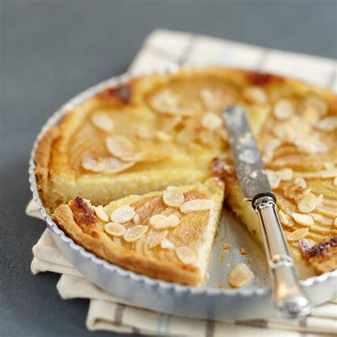 cuisine tarte aux pommes tarte aux pommes et aux amandes facile et pas cher
