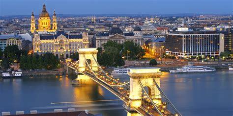 Four Days In Budapest Huffpost Uk