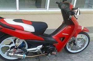 Honda Wave 100r
