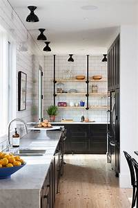 50 modern scandinavian kitchens that leave you spellbound for Kitchen cabinet trends 2018 combined with metal wall art words love