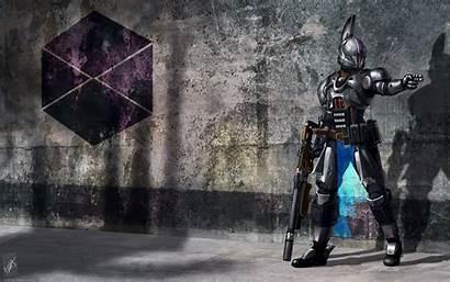 Saint Destiny 4k Helm Wallpapers Fan Titan
