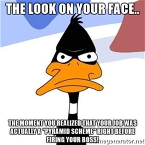 Daffy Duck Meme - puzzled daffy meme generator