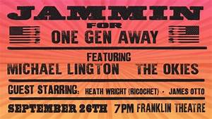 Franklin Theatre - Jammin For One Gen Away Feat. Michael ...