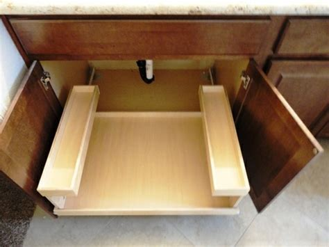 kitchen sink pull out drawer 1000 images about pull out shelves kitchen cabinets on 8528