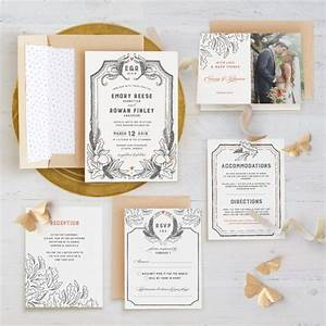 30 new invitation designs from minted that you will love With minted wedding invitations cost
