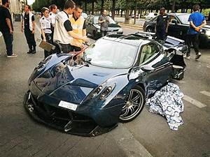 Pagani Huayra Pearl : this is sadness one off pagani huayra pearl crashed in paris ~ Medecine-chirurgie-esthetiques.com Avis de Voitures