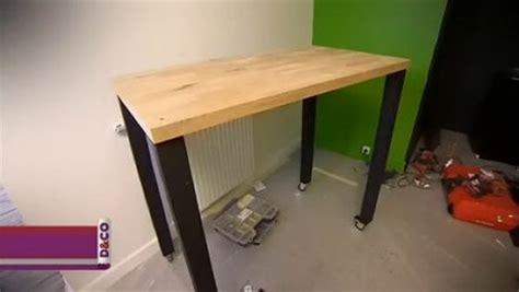 fabriquer sa table de cuisine fabriquer sa table de cuisine 11 meuble en palette le