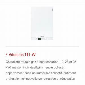 Chaudiere Gaz Meilleur Rapport Qualite Prix : chaudi re gaz condensation viessmann optimapac ~ Premium-room.com Idées de Décoration