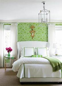 15, Awesome, Green, Bedroom, Design, Ideas