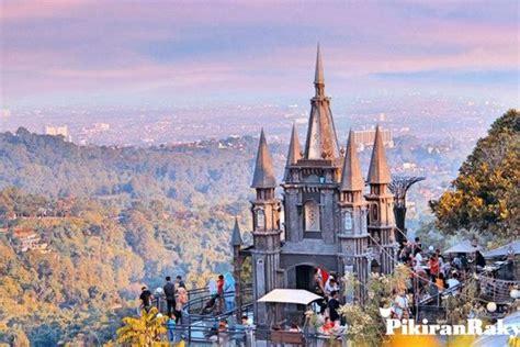 tempat wisata  bandung  hits pikiran rakyatcom