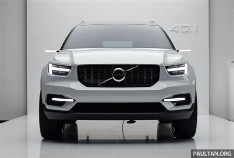 Gallery Volvo 401 Concept Previews All New Xc40 Image 497362