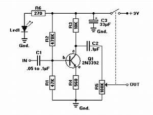 Audio Amplifier Circuit Page 13   Audio Circuits    Next Gr