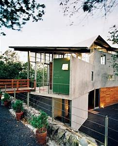 This Is The Family Home Of El Salvador Architect Jose Roberto Paredes In The Rain Forest Outside