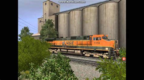 Railfanning Trainz 12 Including A Demo C44 9w Youtube