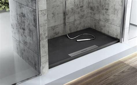 Duschtasse Bodeneben, Duschwanne Ultraflach Modell Silex Avant