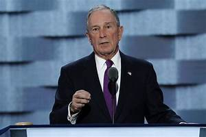 Former NYC Mayor Michael Bloomberg Donates $50M To Boston ...