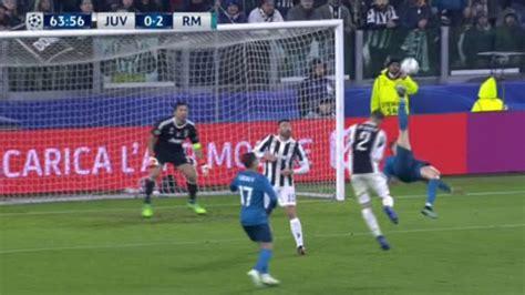 Juventus vs Real Madrid: ¡Cristiano logra su ansiado gol ...
