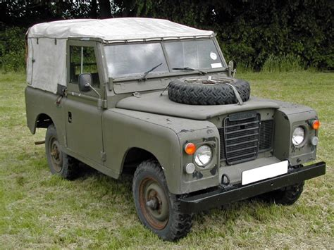 1981 land rover series iii information and momentcar
