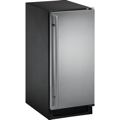 clrs  built  clear ice maker   lbs  ice storage  lbs daily ice