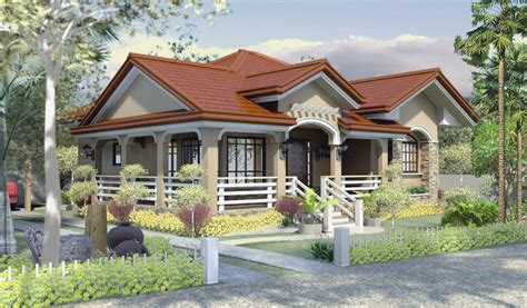 Simple Bungalow House Design In The Philippines