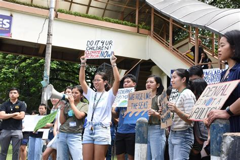 filipino youth call  urgent action  global
