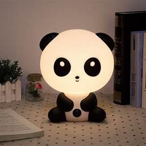 Lampe Veilleuse Enfant : lampe veilleuse panda kawaii avant j 39 tais riche ~ Teatrodelosmanantiales.com Idées de Décoration