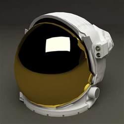 NASA Astronaut Space Helmet