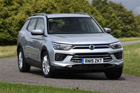 SsangYong developing EV-specific platform for 2024 launch ...