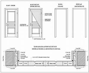 Door Frame Drawing At Paintingvalley Com