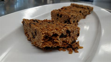 am駭agement bar cuisine cool recipe alert superfood chia granola bar food management