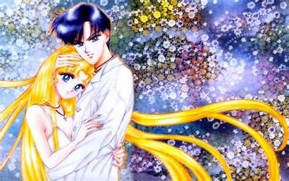 Sailor Moon Usagi Mamoru Wallpapers Crystal Scouts