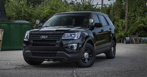 Ford Unveils 'no Profile' Light Bar For Police Interceptor