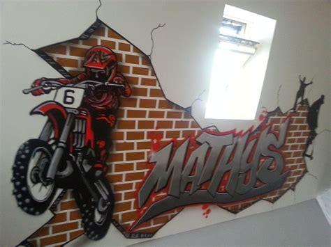 d馗o murale chambre ado simple dcoration graff graffiti peinture graffeur chambre duenfant dco trompe luoeil graphiti tag spray with peinture pour chambre d ado