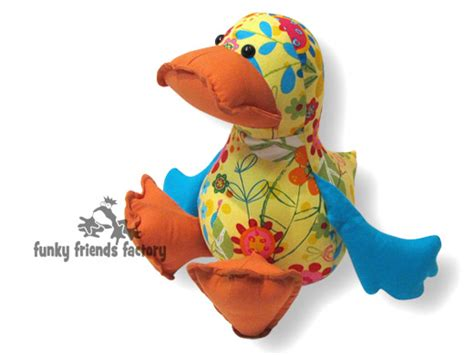 soft toy making kit giveaway funky friends factory