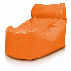 boat style large bean bag chair With bean bag type furniture