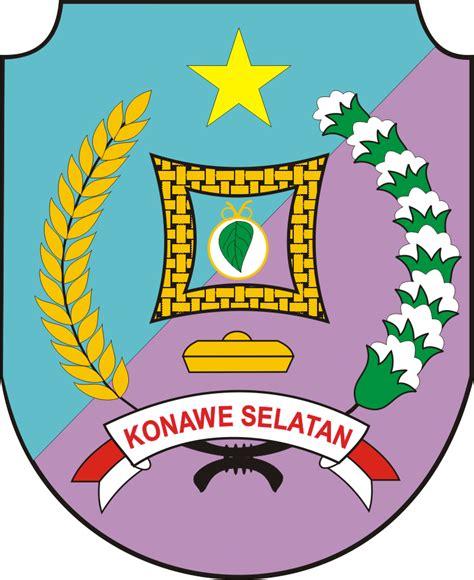 logo kabupaten konawe selatan ardi la madis blog
