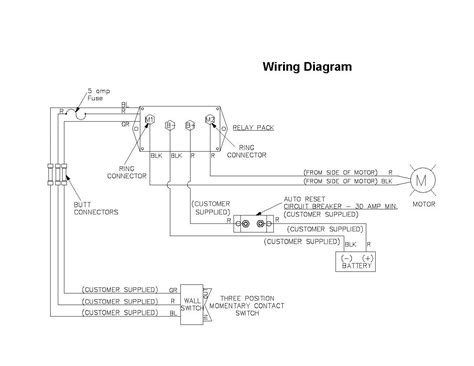 keystone wiring diagram i a 2000 keystone montana travel trailer with a dewalt electric slideout system with