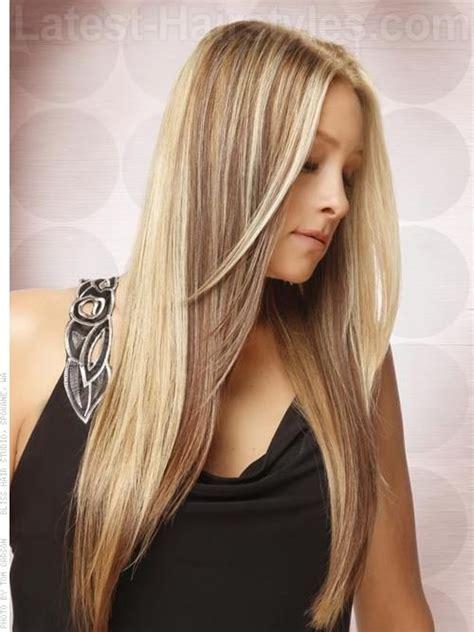pin op kapsels voor dames met lang haar