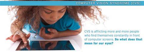 computer vision syndrome cvs