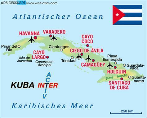 karte von kuba kuba karte auf welt atlasde atlas