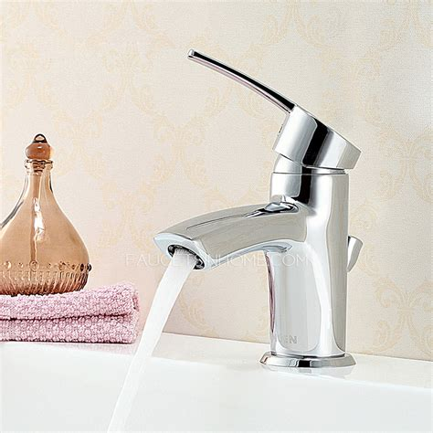 Designer Faucets Bathroom by Designer Faucets Bathroom Sink Silver Brass