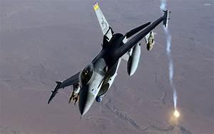 Super General Dynamics F-16 Fighting Falcon Wallpaper ...