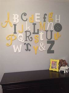 pinterest discover and save creative ideas With abc wooden wall letters