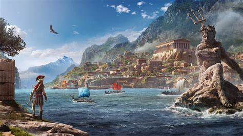 Assassin's Creed Odyssey 4K 8K HD Wallpaper #4