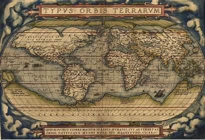 Map Sea Maps Australia Discovery Exploration Ortelius