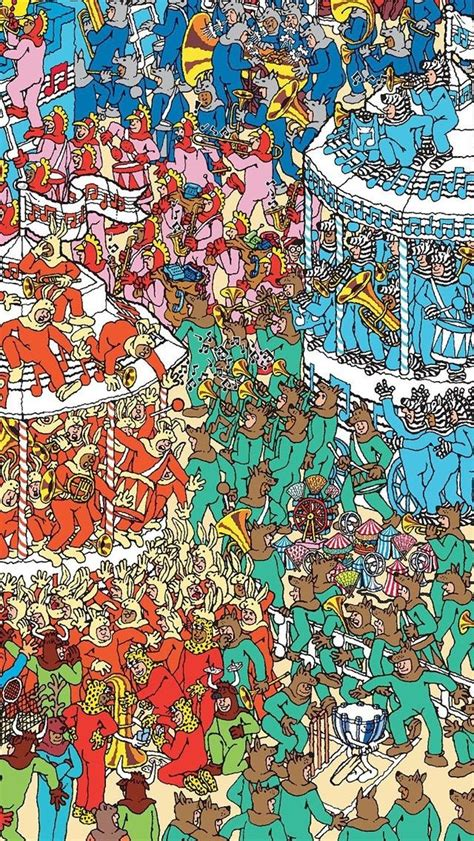 wheres find my iphone wheres waldo iphone 5 wallpaper all the things i